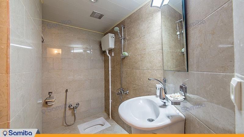 سرویس بهداشتی هتل صادقیه مشهد