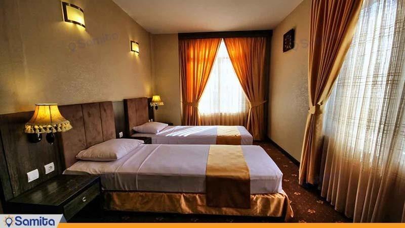 اتاق دو تخته هتل سهند