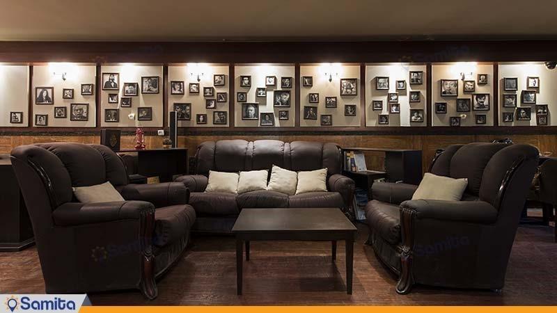 کافی شاپ هتل سی برگ
