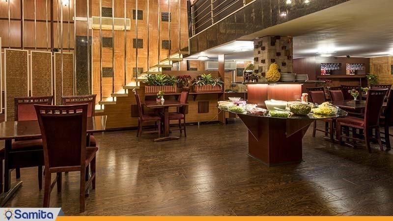 رستوران هتل سی برگ