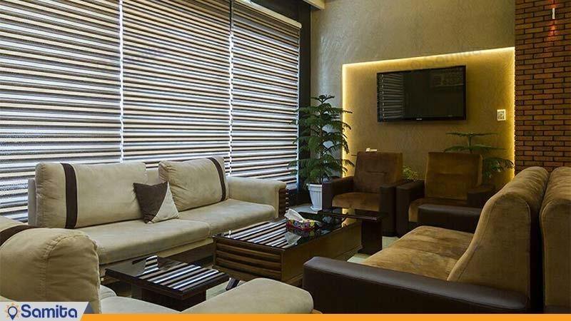 لابی هتل آپارتمان ستارگان مشهد