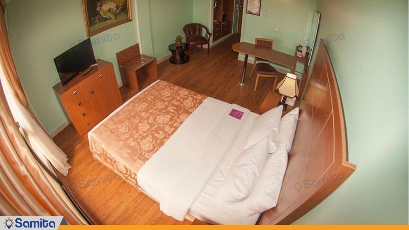 اتاق دبل هتل تارا