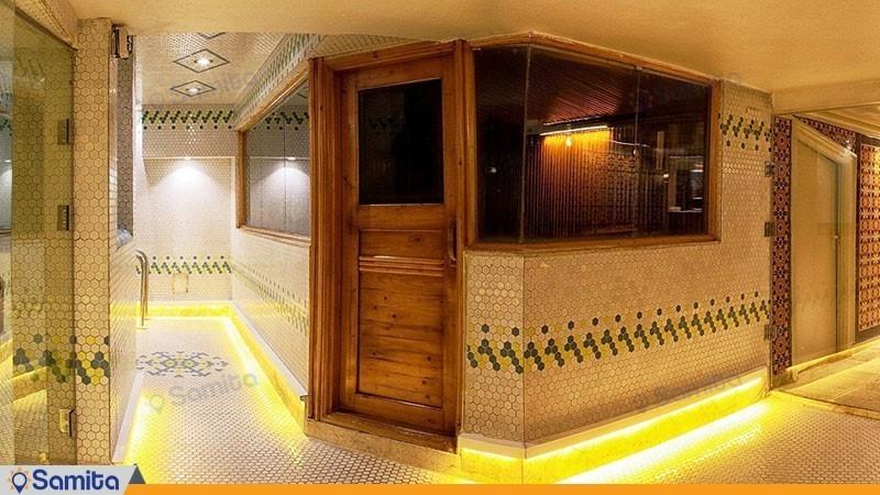 سونا و جکوزی هتل تارا