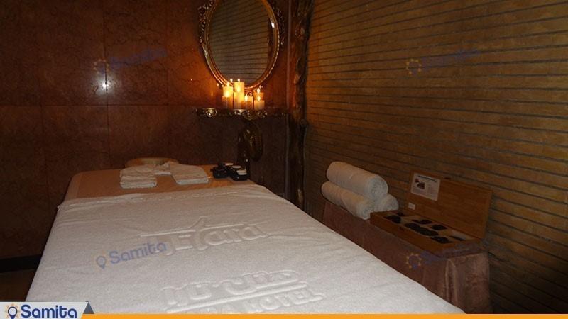سالن ماساژ هتل تارا