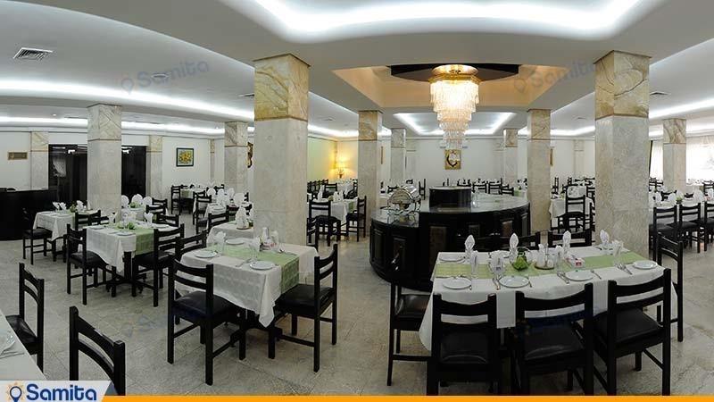 رستوران هتل تهران