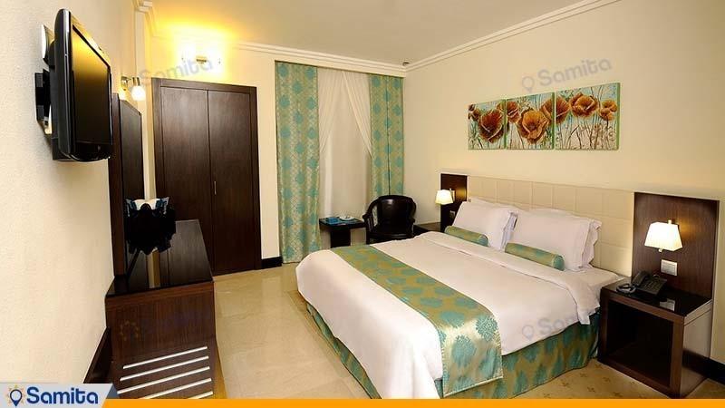 اتاق دبل رویال هتل تهران