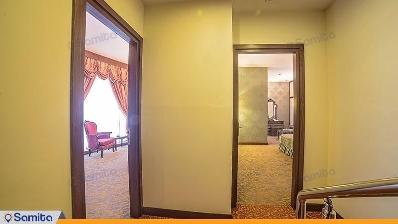 آپارتمان اشراق هتل توس