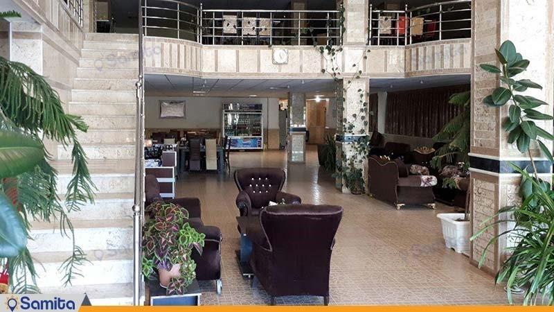 لابی هتل آران