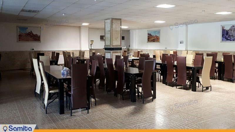 رستوران هتل آران