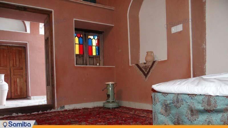 اتاق پنج نفره اقامتگاه بوم گردی خانه نخجیر