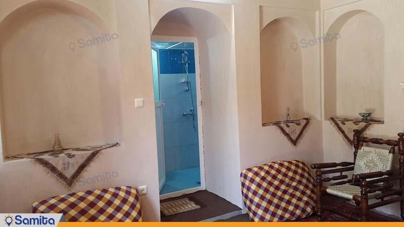اتاق سه دری اقامتگاه سنتی خانه توسلیان