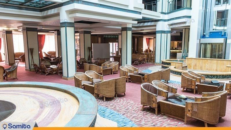 لابی هتل نارنجستان