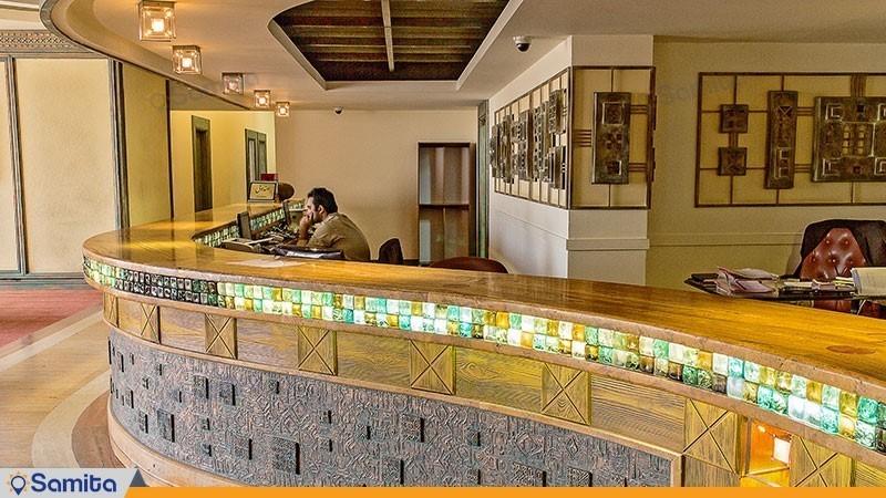 پذیرش هتل نارنجستان