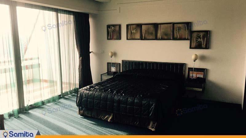 سوئیت رو به جنگل هتل نارنجستان