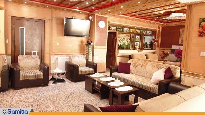 لابی هتل قصر اسکو