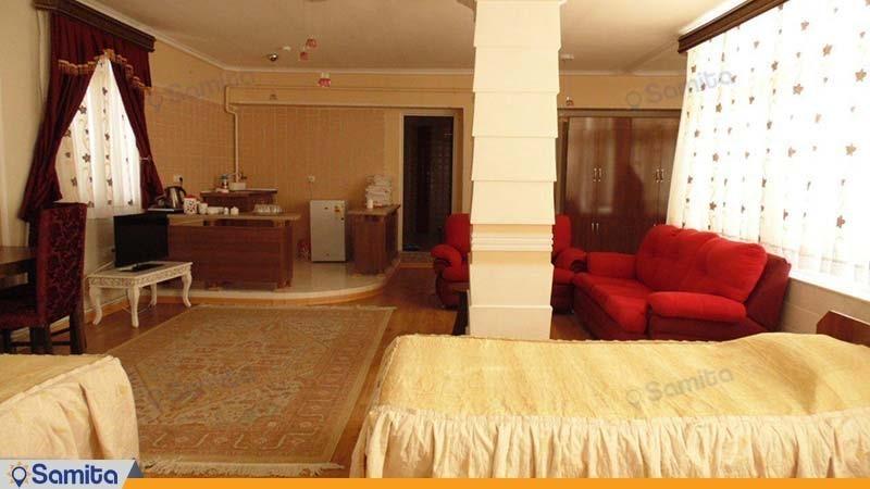 پنت هاوس هتل قصر اسکو
