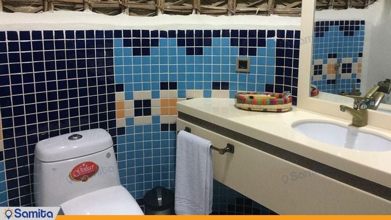 سرویس بهداشتی کپر هتل کپری