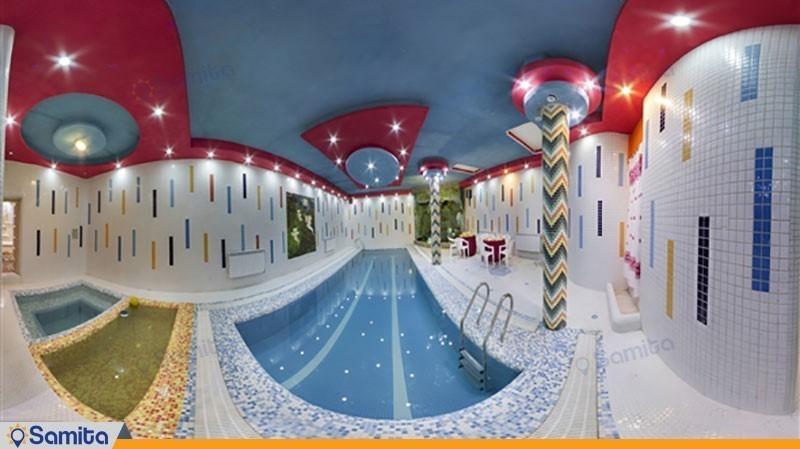 استخر هتل ایرانیان