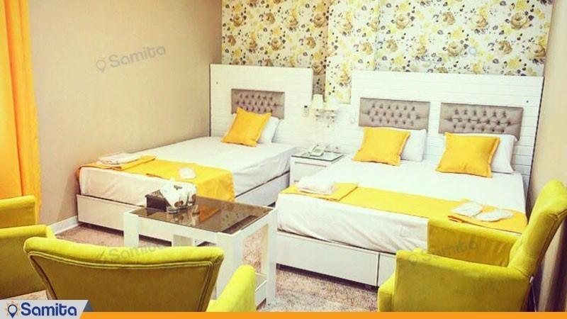 اتاق سه نفره هتل ایرانیان