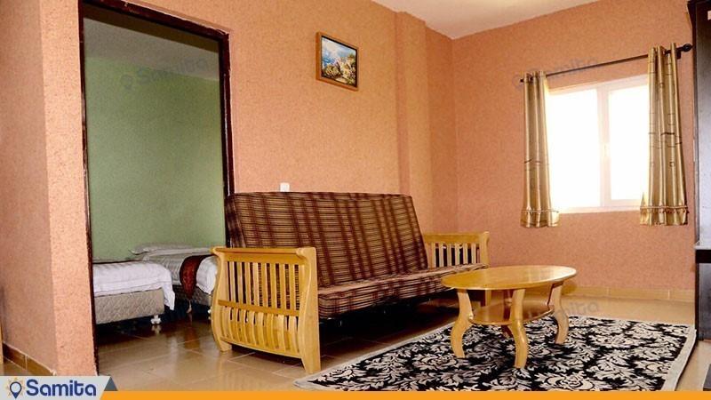 سوئیت هتل آپادانا