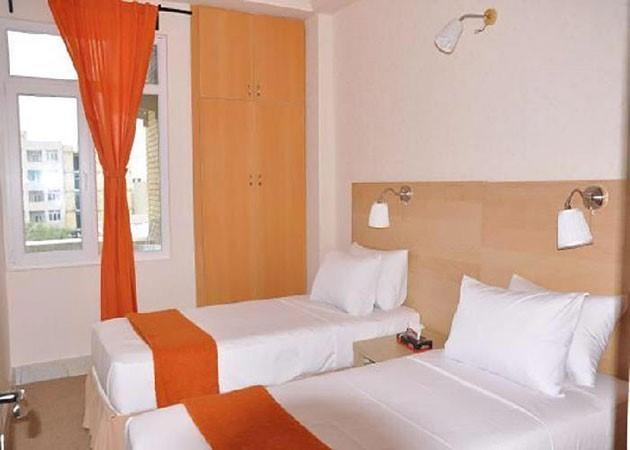 سوئیت دو خوابه هتل آپارتمان کیمیا 1