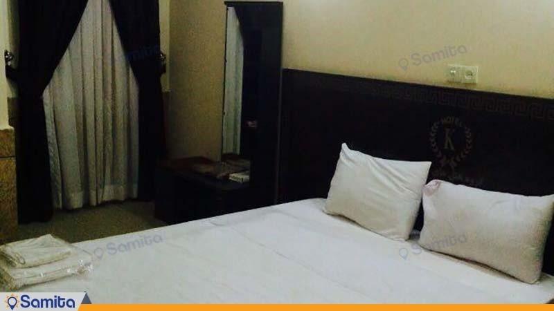سوئیت یک خوابه دو نفره هتل آپارتمان کیمیا 2