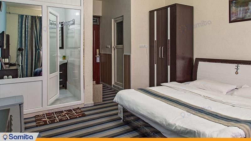 اتاق دبل هتل مارینا 1