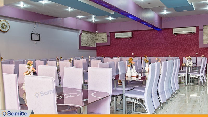 رستوران هتل مارینا 1