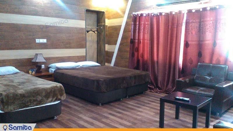 اتاق سه نفره هتل نخل زرین