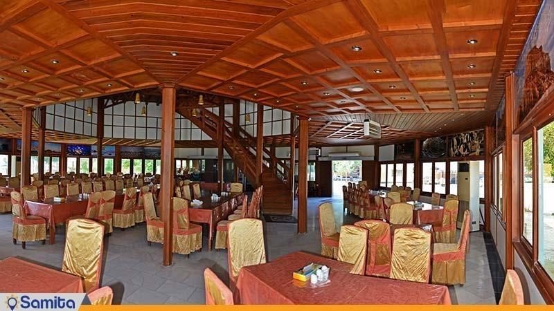 رستوران مجتمع اقامتی ساحل طلائی