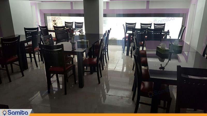 رستوران هتل سما