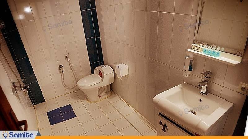 سرویس بهداشتی هتل سینگو