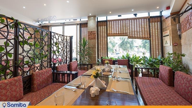 رستوران هتل جمیل