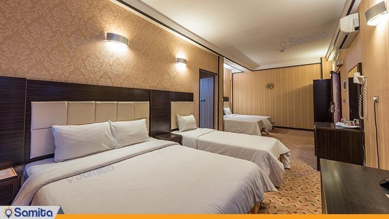 اتاق پنج تخته هتل کریمه