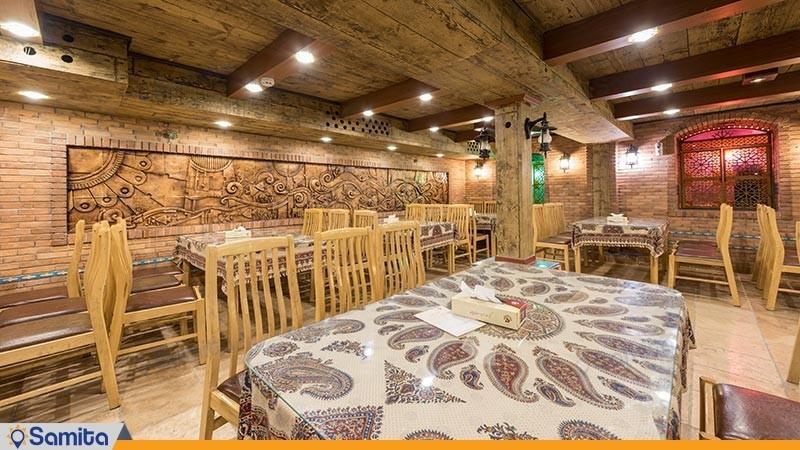 رستوران سنتی هتل کریمه