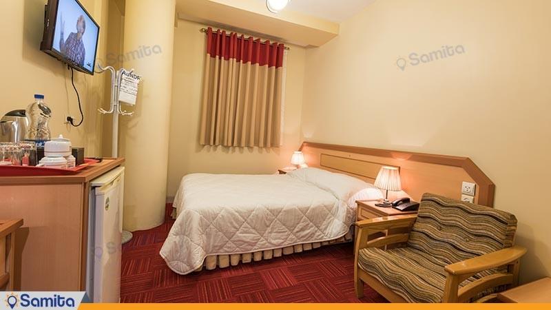 اتاق دو تخته دبل هتل المپیک