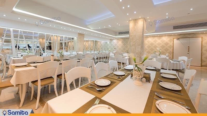 رستوران هتل المپیک