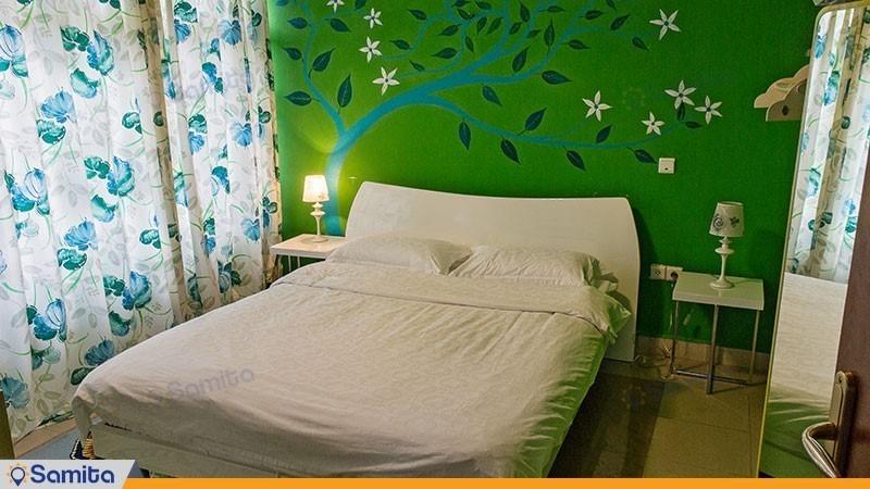سوئیت کاملیا هتل بام سبز
