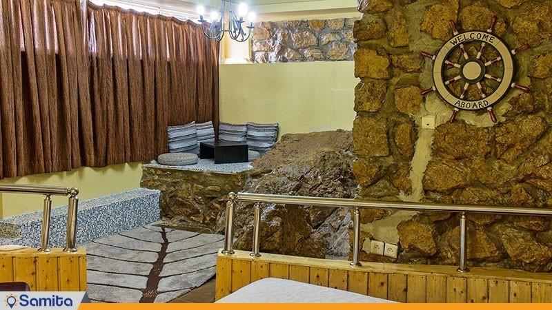 سوئیت تایتانیک هتل بام سبز