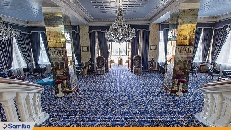 لابی هتل پارسیان آزادی رامسر