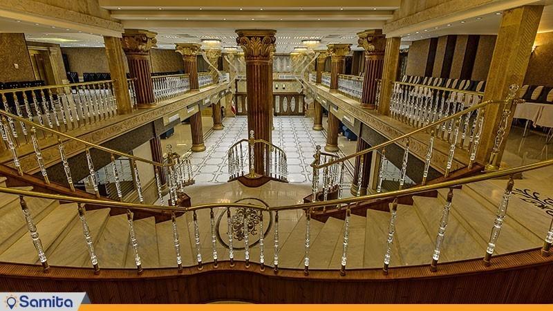 راهرو هتل بزرگ کادوس