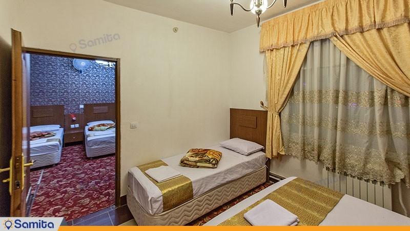 سوئیت چهار نفره هتل بوستان
