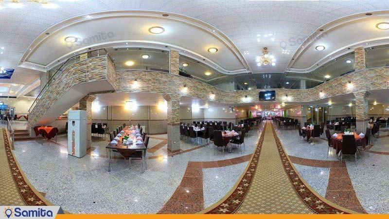 رستوران هتل قهوه سوئی