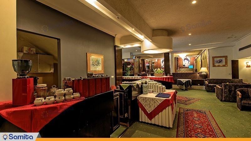 رستوران هتل بین المللی لاله