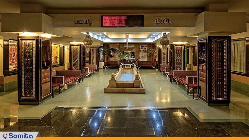 چایخانه سنتی هتل بین المللی لاله