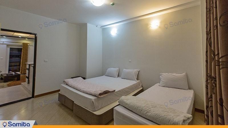 آپارتمان دو خوابه رویال هتل پدرام