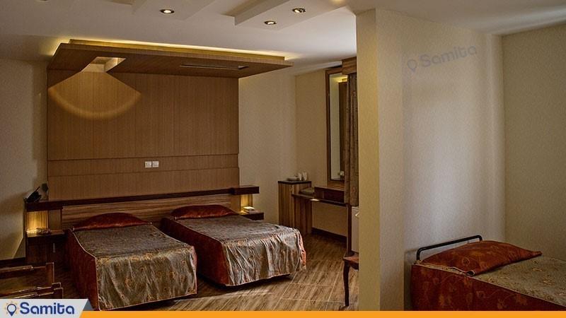 سوئیت رویال هتل بادله