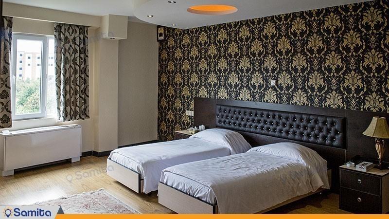 اتاق دو تخته رویال هتل بادله
