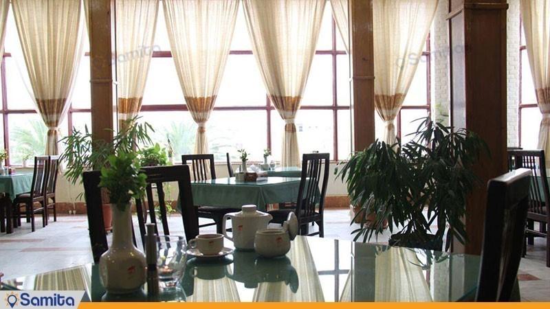 سالن صبحانه خوری هتل نارنج