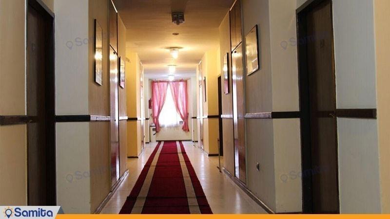 راهرو هتل نارنج